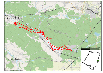 Dolina Małej Panwi, źródło: RDOŚ Opole