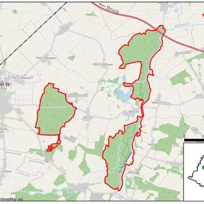 Opolska Dolina Nysy Kłodzkiej, źródło: RDOŚ Opole