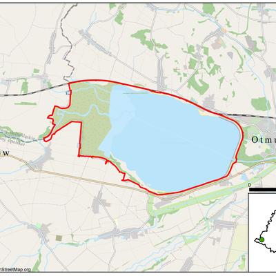 Zbiornik Otmuchowski, źródło: RDOŚ Opole