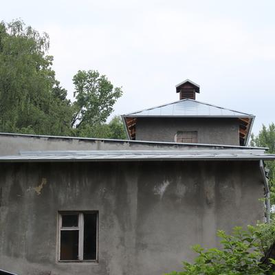 dach po wykonanym remoncie, autor:Irena Kania-Surowiec